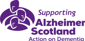 Supporting Alzheimer Scotland