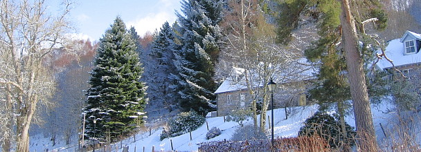 short breaks in holiday cottages scotland