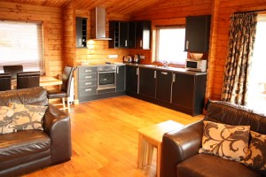Aviemore Log Cabin