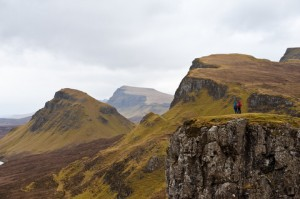 Hillwalking and Climbing in Skye and Wester Ross