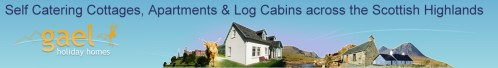 Gael Holiday Homes Affiliate programme