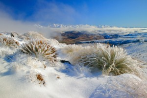 Wintertime on the Nevis range