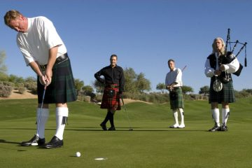 Scottish-Golf-Experience | Gael Holiday Homes