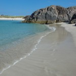 Clachtoll Beach in the North West Highlands
