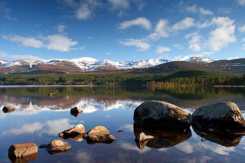 Aviemore & Cairngorm National Park