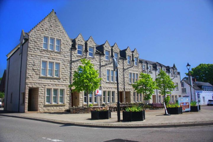 No8 Argyle Place Self Catering Apartment In Dornoch Gael